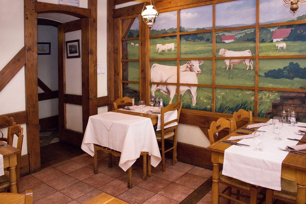 Restaurace U Bílé krávy