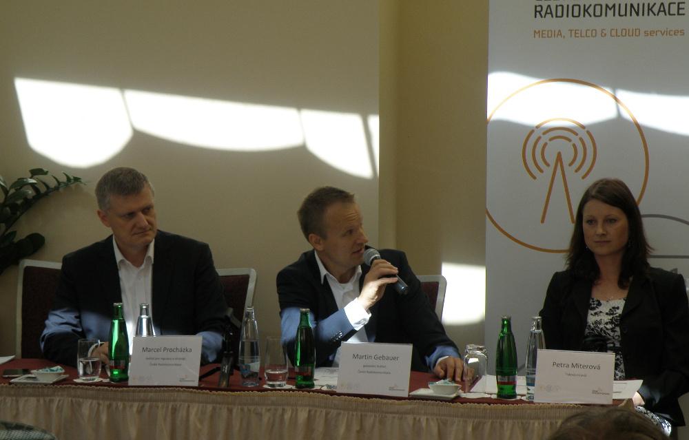 České Radiokomunikace představily Regionální síť 8