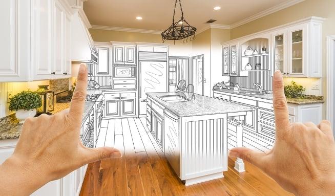 Instalace rozvodů pro kuchyň cena