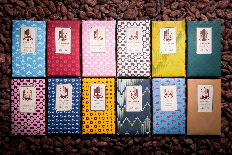 Čokolády Ajala