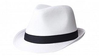 Bílý klobouk