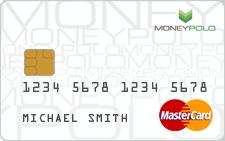 Předplacená karta MoneyPolo.