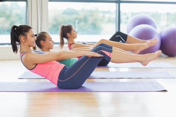 Pilates patří mez sporty, které