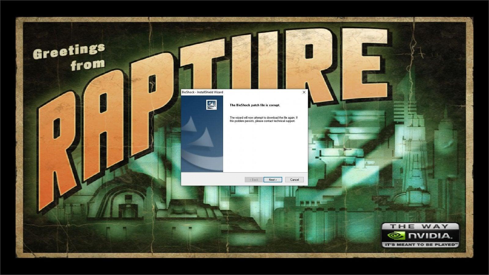 Staré hry ve Windows 10