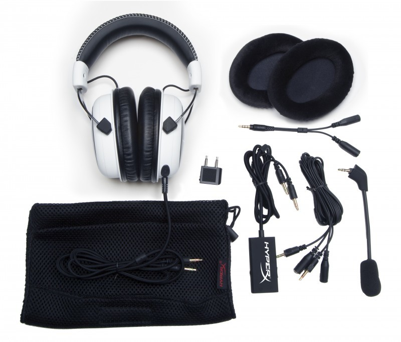 Kingston HyperX Cloud Gaming Headset