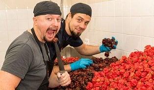 Vitalia.cz: V Brně vaří nejlepší chilli omáčku na světě