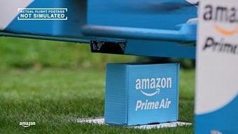 Lupa.cz: Drony přicházejí. Amazon je vyzkouší v Británii