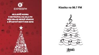 DigiZone.cz: Expres FM: Vánoce a Silvestr bez reklam