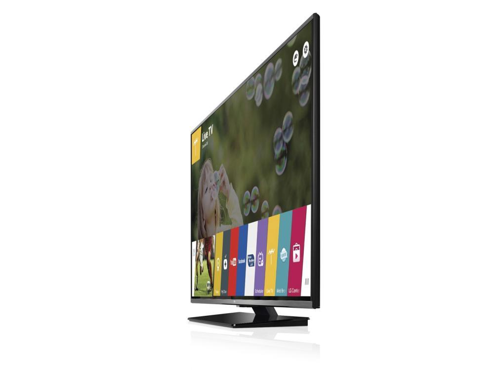 LG TV HEVC