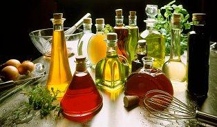 Rostlinné oleje: Proč jedna láhev nestačí