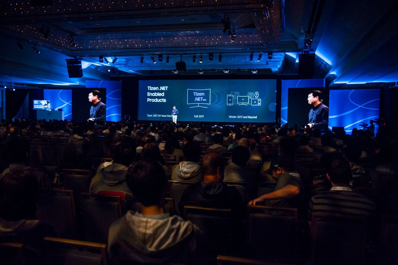 Samsung TDC 2017, Tizen 4.0