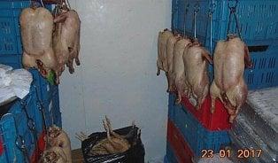 Známá čínská restaurace skladovala stovky kilogramů pochybnéhomasa