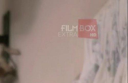Detail loga stanice FilmBox Extra HD ve vysílání