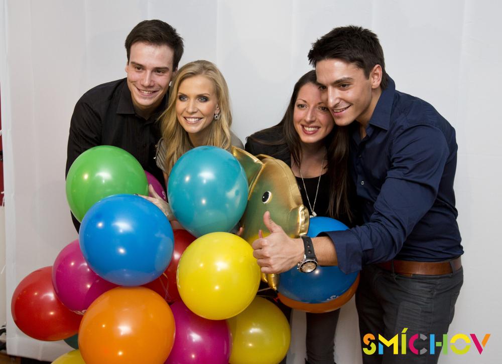 Party TV Nova ke startu nového zábavného kanálu Smíchov