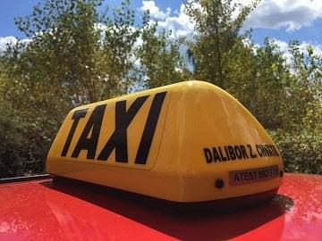 A teď jsem taxikář. Nebo spíše mám oprávnění k činnosti.