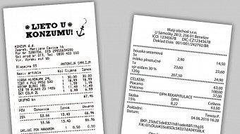 Podnikatel.cz: Povinné údaje na účtence k#EET?