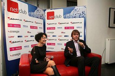NetClub s Libuší Šmuclerovou