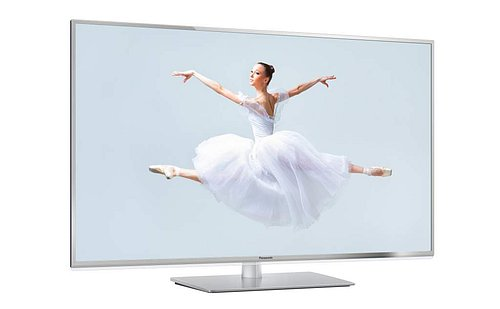 Slovo elegance patří k Panasonic TX-L47ET60 naprosto neodmyslitelně. Kvalitní obrazovku typu IPS lemuje hliníkový rámeček o šířce pouhých 9 mm.