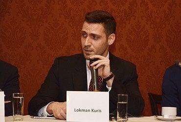 Šéf Uberu pro Česko a Slovensko Lokman Kuris.