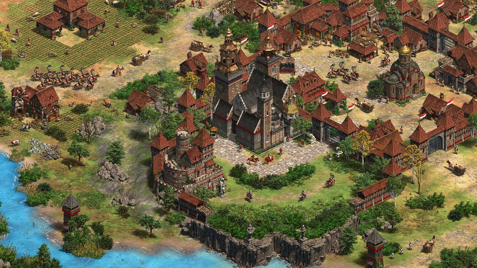 Do kultovní strategické hry Age of Empire