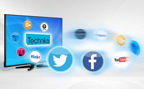 Televizory Technika míří především na nenáročné uživatele