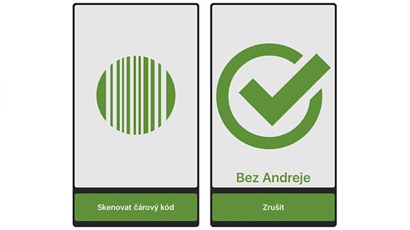 [aktualita] Aplikace Bez Andreje má novou verzi a dostala se na první příčku v App Store