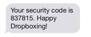 Ukázka ověřovacího bezpečnostního kódu