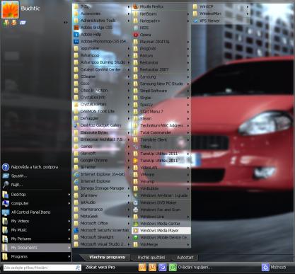 Start Menu 7 kombinuje výhody nové nabídky Windows se starou