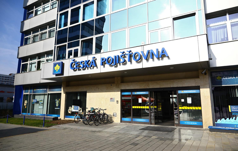 Call centrum České pojišťovny