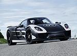 Porsche 918 Spyder – hybridní nástupce Carrery GT