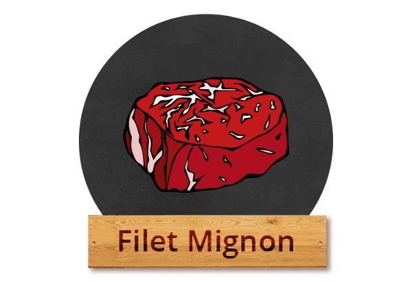 """Filet Mignon: """"Malý, ale lahodný"""""""
