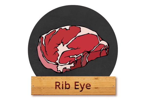"Rib Eye: ""Ryb(í) oko"""