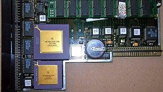 Akcelerační karta Blizzard pro počítač Amiga