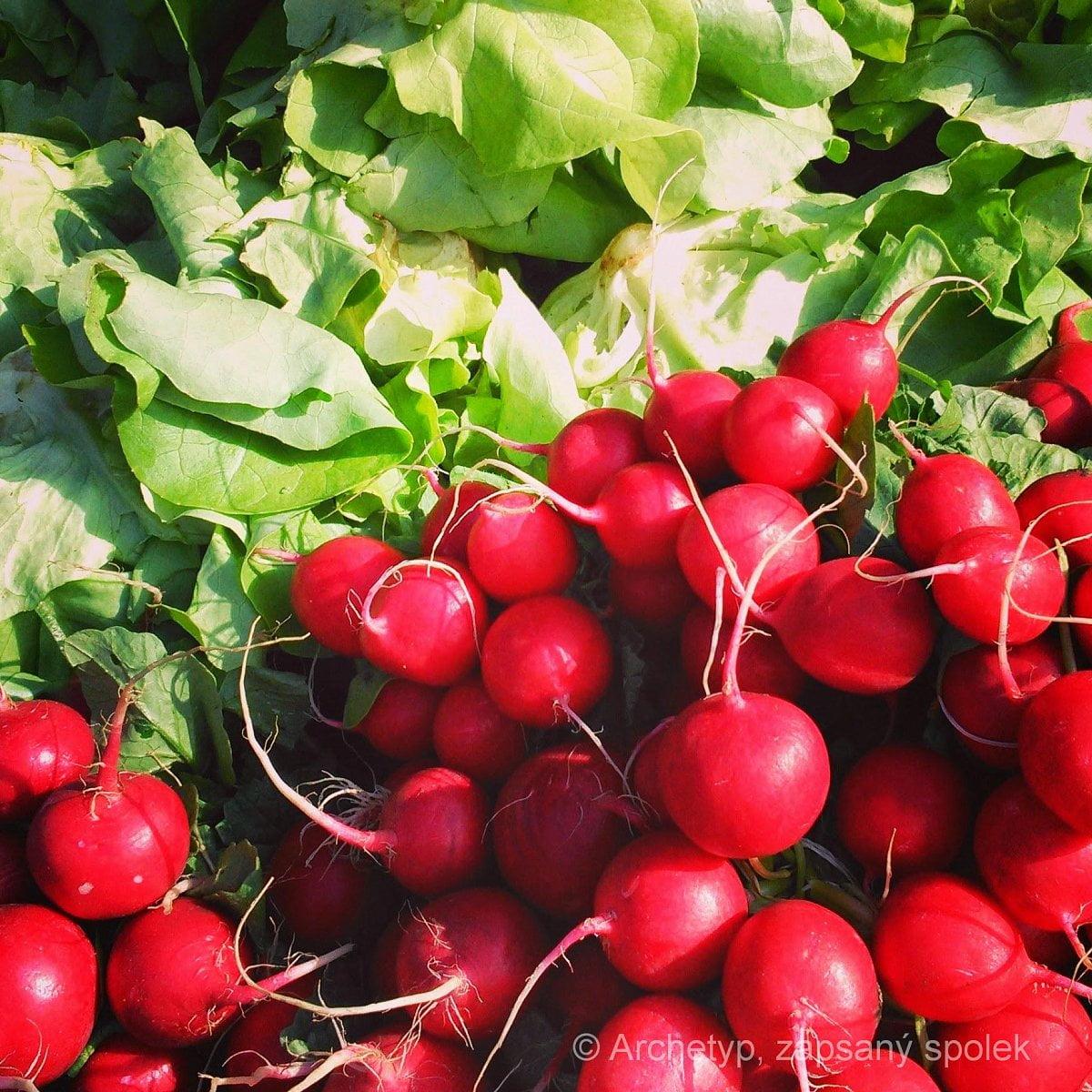 Farmářský trh Heřmaňák - první trh bez igelitek