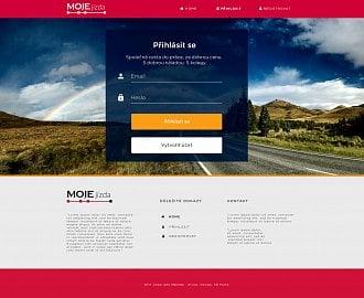 """Mobilní a webová aplikace pro spolujízdu s názvem """"KB Moje jízda"""" určená výhradně pro zaměstnance Komerční banky. (22. 5. 2018)"""