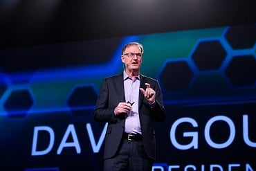 David Goulden, prezident Dell EMC