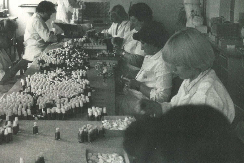 Detecha: historie výroby kosmetiky Regina a Jeleního loje