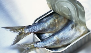 Jídlo a trauma: Dámě, která kupovala sardinky