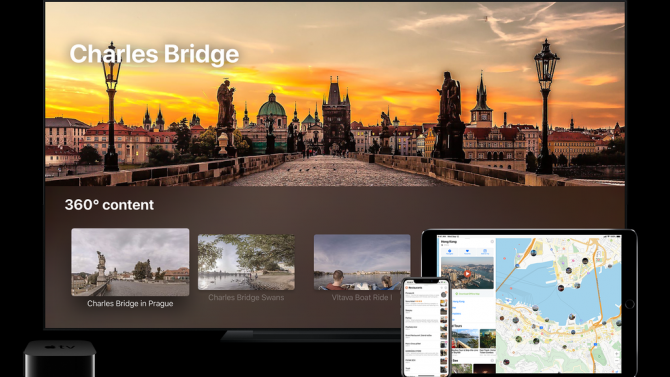 [aktualita] Slovenský poskytovatel GPS aplikací Sygic spouští vlastní aplikaci pro Apple TV