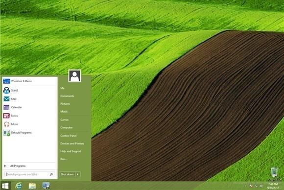 Firma Stardock naplnila přání většiny uživatelů Windows 8, kteří si stěžovali na chybějící nabídku Start