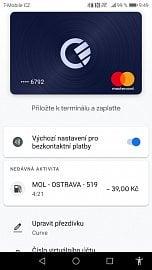 Platební karta britského startupu Curve 1 LTD. od úterý 5. 11. 2019 podporuje službu Google Pay.