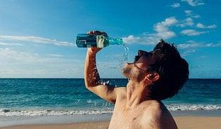 Nehrozí vám dehydratace?
