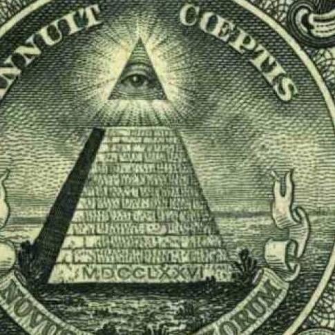 dolar, iluminati, krize, meny