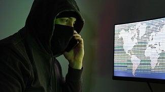 Hacker call telefon podvod