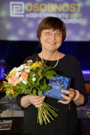 Eva Pauknerová, osobnost českého e-governmentu 2017
