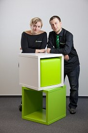 Ivana Kolářová a Ondřej Konečný