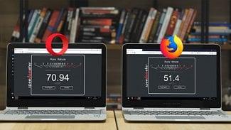 Opera 51 Firefox