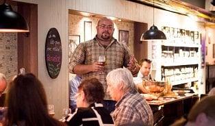 Ručně dělané pivo do Tesca? Proč ne, říká majitel pivovaru