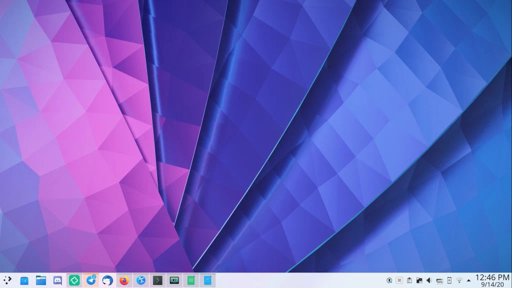 KDE v září 2020  #2