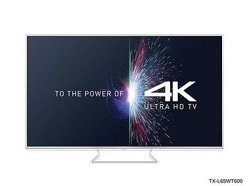 Eleganci tento Ultra HD, nebo chcete-li 4K, televizor rozhodně nezapře. Nevím čím to je, ale po letech vysloveně fádních modelů Panasoniku mě to nejen v minulém roce, ale i v tom letošním, nepřestává překvapovat. Příjemné je, že spodní lišta s logem svítí, ale dá se také vypnout…